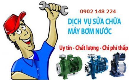 Thợ sửa máy bơm nước tại quận tân bình