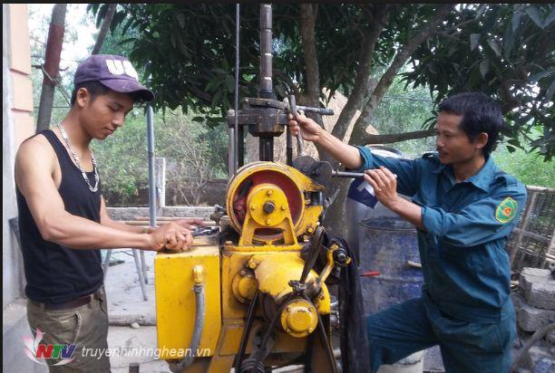 Thợ khoan giếng tại quận phú nhuận