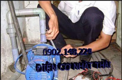 Sửa chữa máy bơm nước tại quận 8