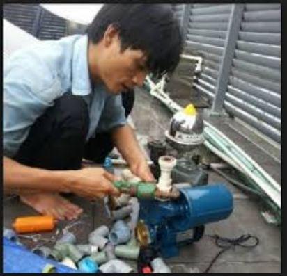 Sửa chữa máy bơm nước tại quận gò vấp