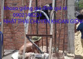 Thợ khoan giếng tại nhà quận tân phú