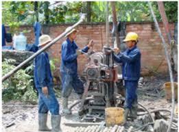 thợ khoan giếng tại quận tân phú