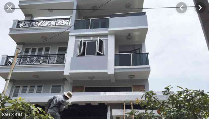 Thợ sơn sửa lại nhà tại quận 5