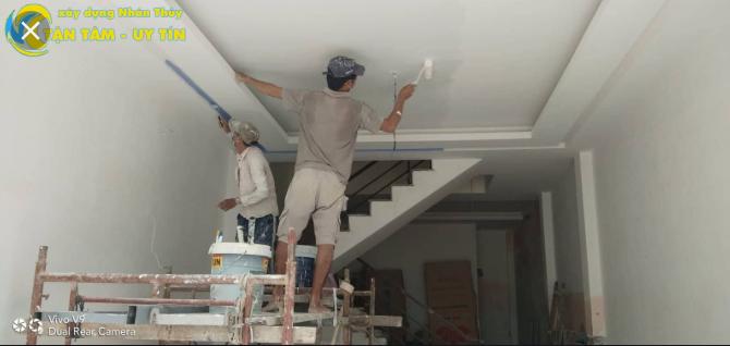 Thợ sơn lại nhà tại quận 6