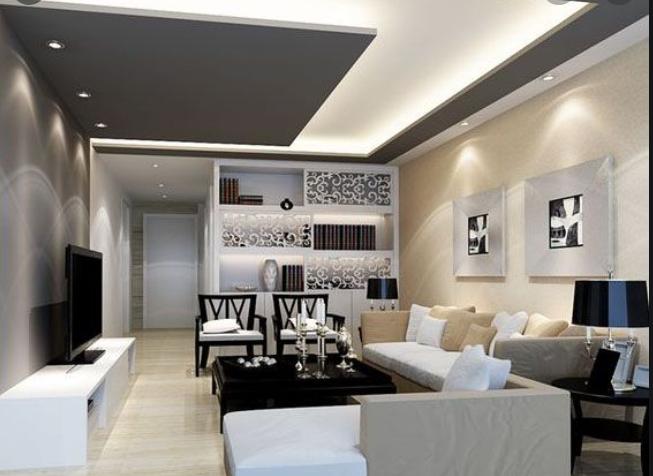 Sơn căn hộ chung cư