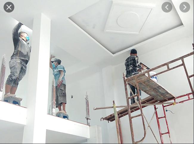 Dịch vụ sơn nhà tại quận 9 chuyên nghiệp
