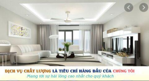 Dịch vụ sơn nhà tại quận tân bình chuyên nghiệp