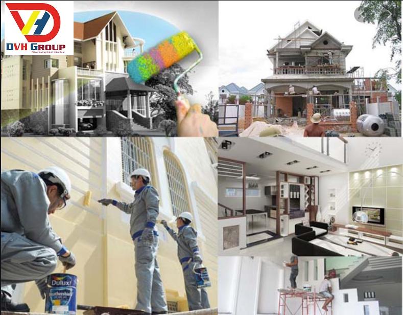Công ty sơn nhà chuyên nghiệp đi đầu tại TPHCM