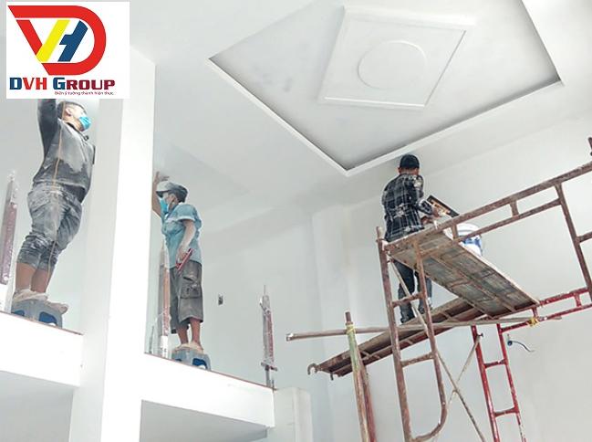 Thợ sơn nhà tại quận phú nhuận - Dịch vụ sơn nhà giá rẻ