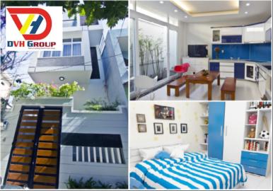 Thợ sơn nhà tại quận Tân phú - Dịch vụ sơn nhà giá rẻ