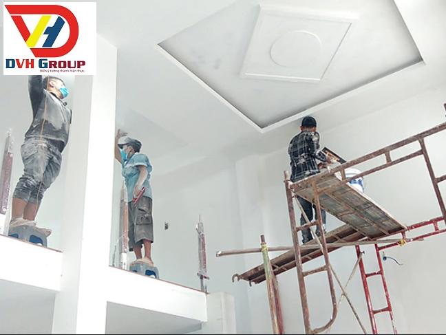 Đơn vị sơn lại nhà phố, biệt thự chuyên nghiệp giá rẻ