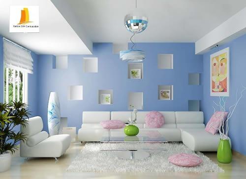 Dịch vụ sơn nhà tại quận 6 chuyên nghiệp