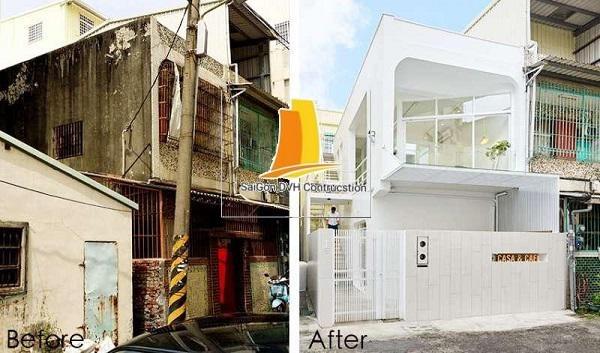 Dịch vụ sơn nhà tại quận 7 chuyên nghiệp