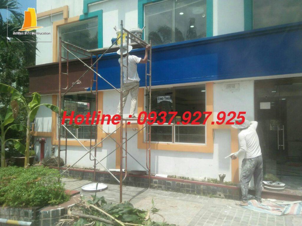 Đơn vị sửa chữa nhà chuyên nghiệp, tư vấn thiết kế cải tạo lại nhà