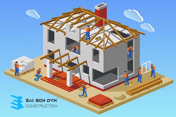 Quy trình thực hiện dịch vụ thợ sửa chữa nhà tại Đồng Nai