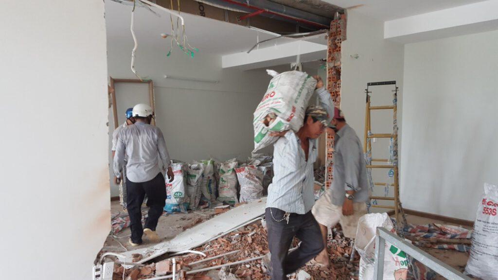 Công ty sửa nhà tại Quận Tân Phú