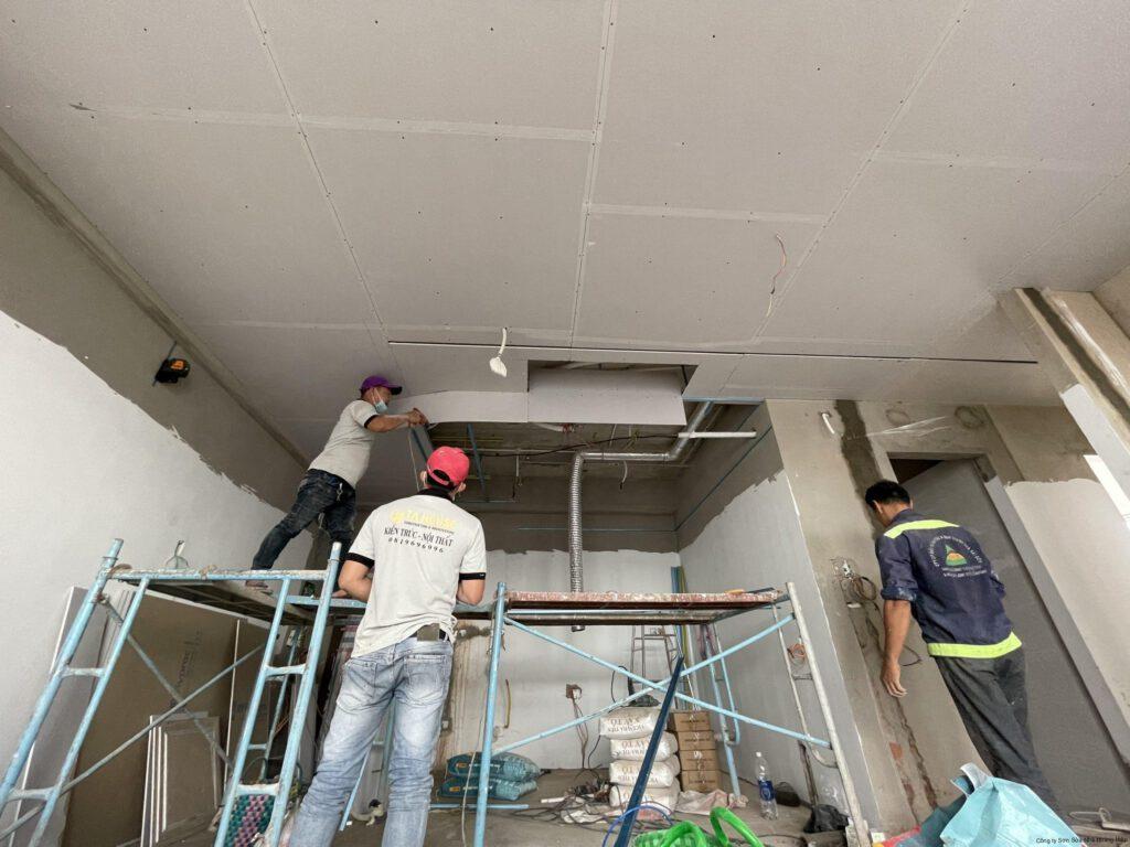 công ty sửa nhà tại quận 10
