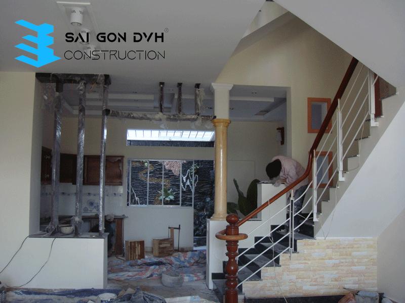 Hậu quả của việc không thi công sửa chữa nhà cửa