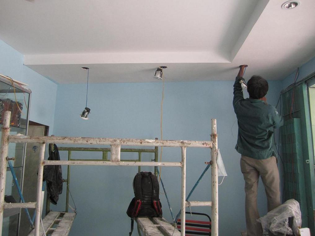 Đội ngũ kỹ sư có nhiều năm kinh nghiệm trong lĩnh vực sửa chữa nhà