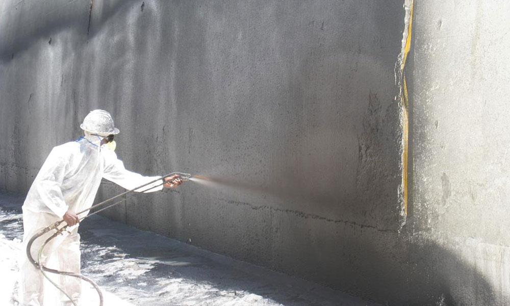 Sơn chống thấm tường, nhận làm từ diện tích nhỏ nhất