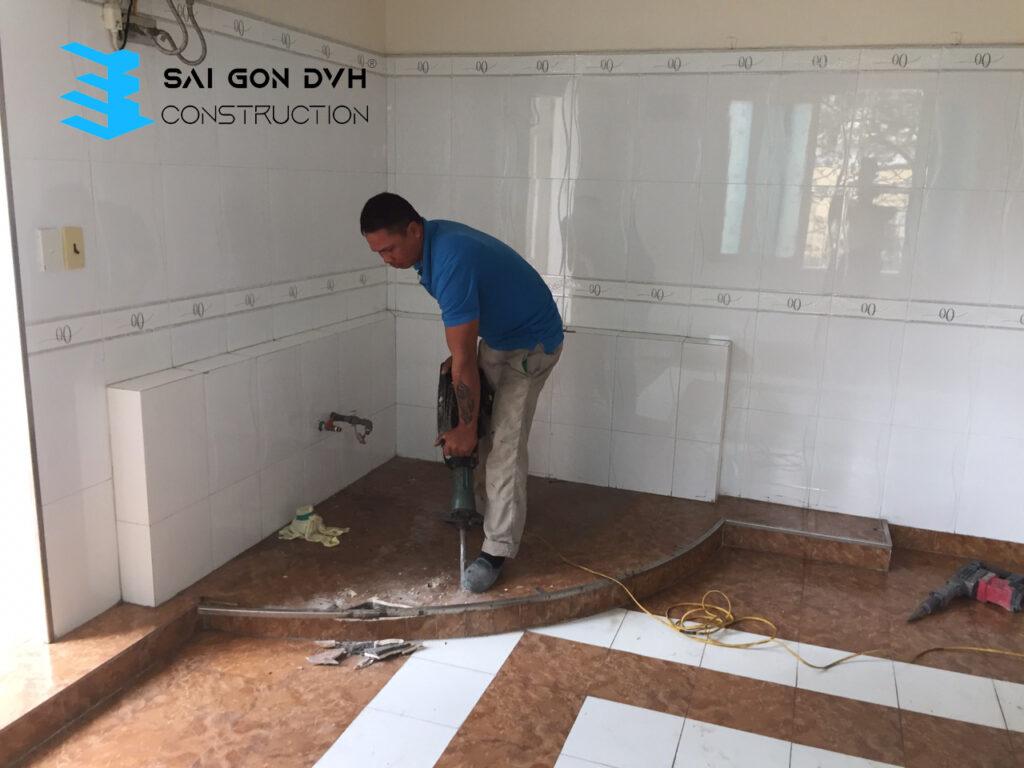 Phân biệt cải tạo, sửa chữa, xây nhà