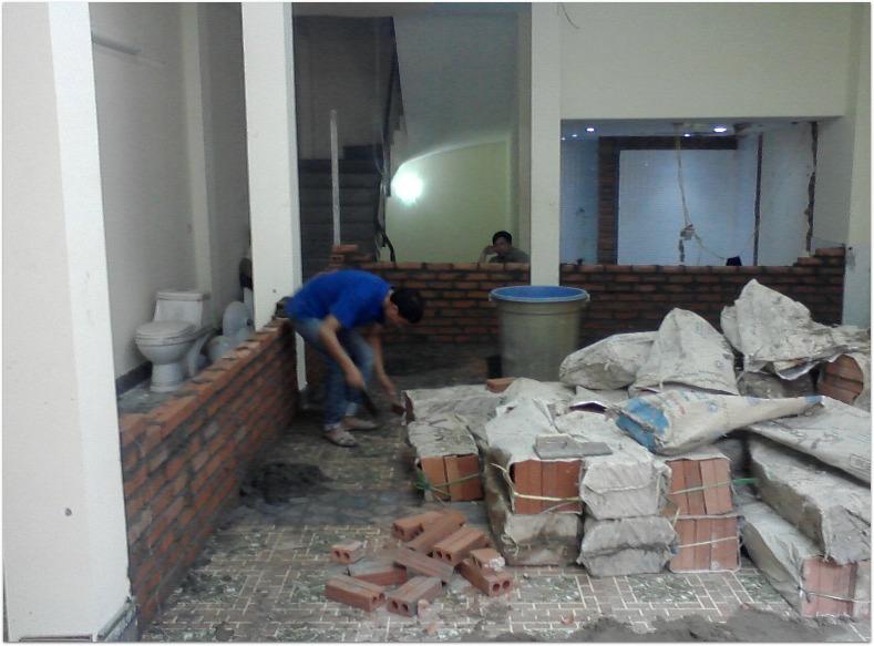 Công ty sửa nhà tại Quận Thủ Đức