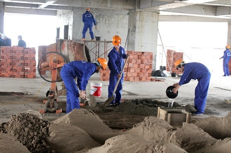 Công ty sửa nhà tại quận 12