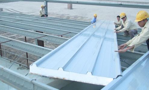Thợ làm mái tôn tại Quận 5