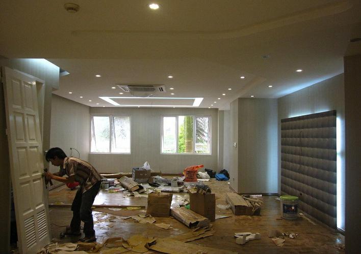 Báo giá sửa chữa nhà tại Quận 1 -  Chúng tôi nhận tư vấn báo giá từng hạng mục theo yêu cầu của quý khách hàng