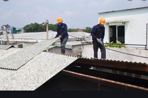 Thợ làm mái tôn tại Quân Gò Vấp - Dịch vụ làm mái tôn giá rẻ, chất lượng