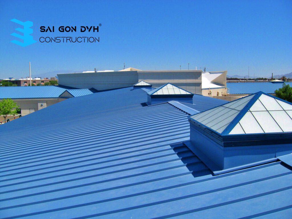 Thợ làm mái tôn tại TP Thủ Dầu Một -  Chúng tôi nhận làm mái tôn theo yêu cầu của quý khách hàng