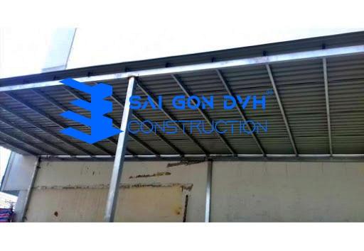 Thợ làm mái tôn tại Biên biên Hoà - Chúng tôi nhận làm mái tôn nhà xe, sân nhà...
