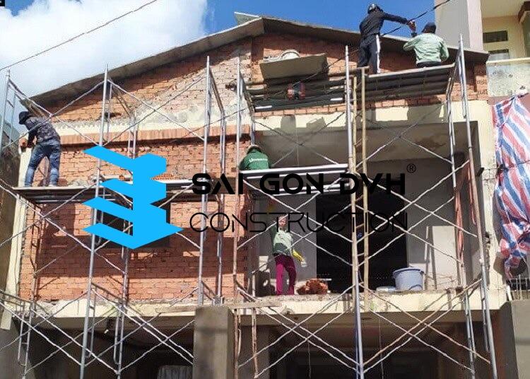 Sài Gòn DVH dịch vụ sửa chữa nhà Quận 3