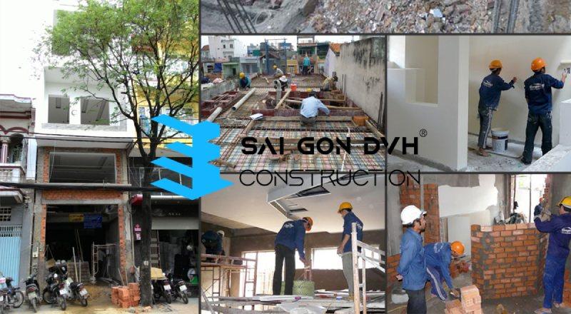 Sài Gòn DVH - Dịch vụ sửa nhà Quận 7 Uy tín-Chất lượng