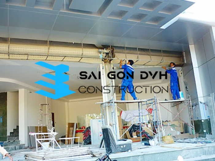 Sài Gòn DVH dịch vụ sửa nhà Quận Tân Bình - Uy Tín - Chuyên Nghiệp - Tận Tâm