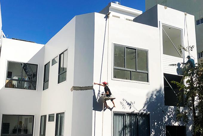Công ty sửa nhà tại Long An - Chúng tôi nhận sơn nhà trọn gói , giá rẻ, chất lượng