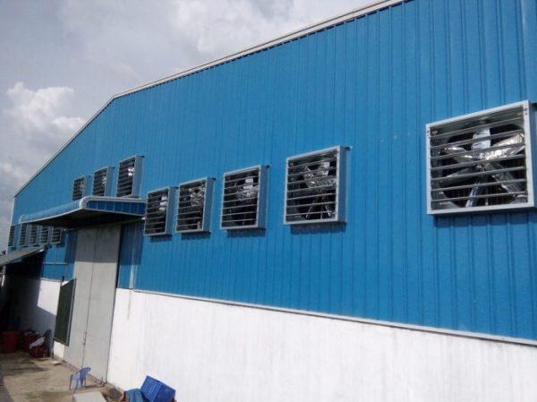 Chúng tôi nhận thi công mái tôn nhà xưởng, nhà cấp 4, nhà ở...