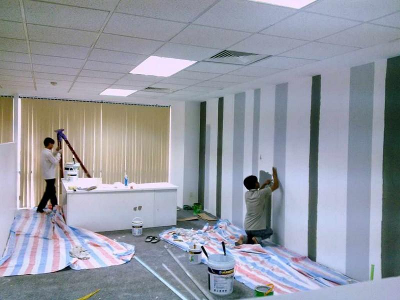 Chúng tôi nhận sơn tường, sơn bả matit, sơn nước trong ...