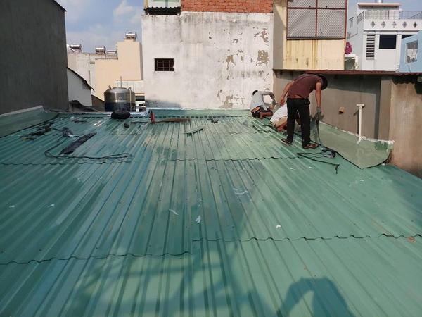 Thợ làm mái tôn tại Quận 11