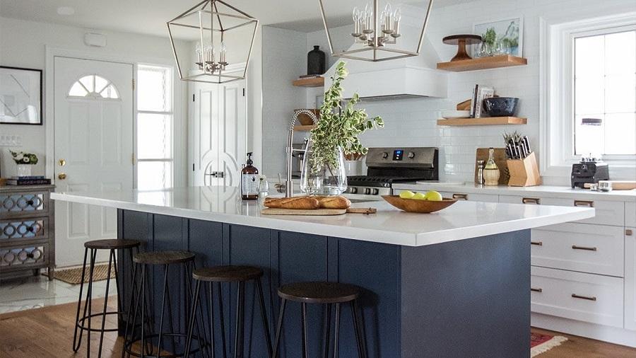 Chúng tôi nhận thiết kế nhà bếp, phòng khách theo ý tưởng của gia chủ