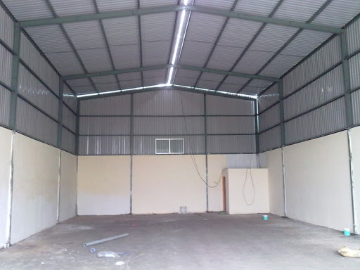 Chúng tôi nhận lợp mái tôn nhà xưởng, nhà ở, sân nhà...
