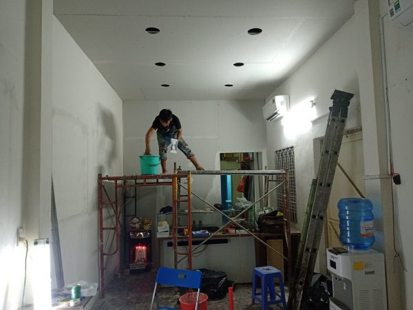 Chúng tôi chuyên thiết kế trần nhà, tường nhà, trần thạch cao