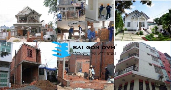 Dịch Vụ Sửa Nhà Quận Gò Vấp - Sài Gòn DVH