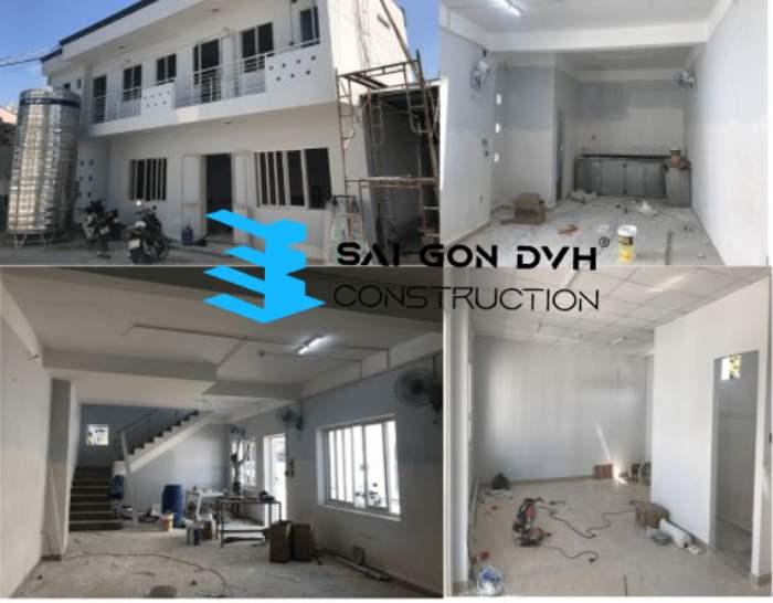 Sài Gòn DVH - Dịch vụ sửa chữa nhà tại Quận 7 uy tín, chuyên nghiệp
