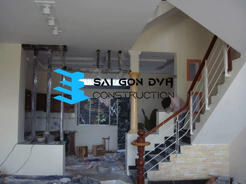 Sài Gòn DVH - Đơn vị sửa chữa nhà tại Quận 8 uy tín chất lượng