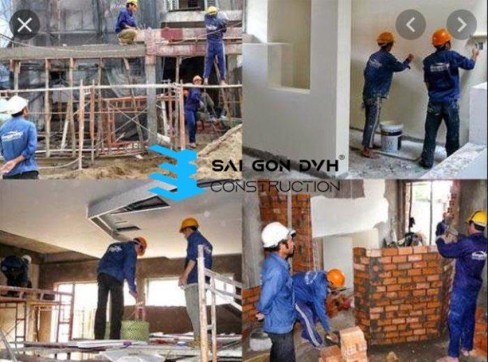 Sài Gòn DVH - Dịch vụ sửa nhà Quận Bình Tân