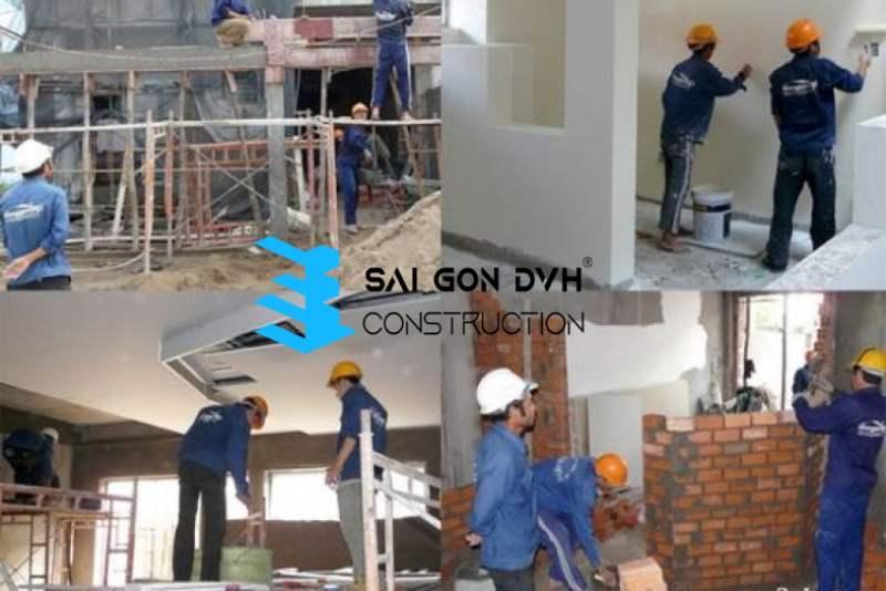 Đội ngũ sửa nhà tại quận Gò Vấp chuyên nghiệp nhiều kinh nghiệm