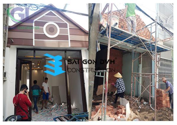 sửa chữa nhà tại quận 5