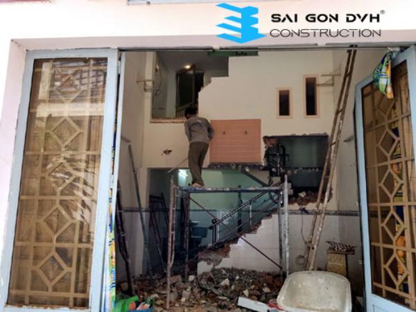 Sửa chữa nhà tại Quận Tân Phú - Dịch vụ sửa chữa giá rẻ chất lượng