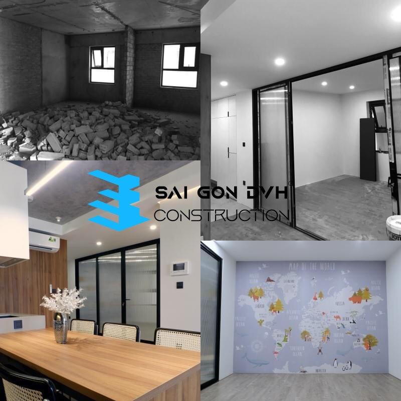 Chúng tôi cung cấp đầy đủ các hạng mục sửa chữa nhà